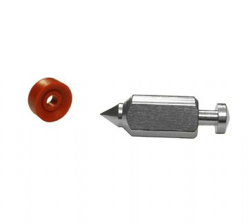Float Valve Needle & Seat Kit, Briggs and Stratton Part 398188, 281178 Quantum, Max 3.5hp, 4hp, 5hp, 6hp, 6.5hp Engines